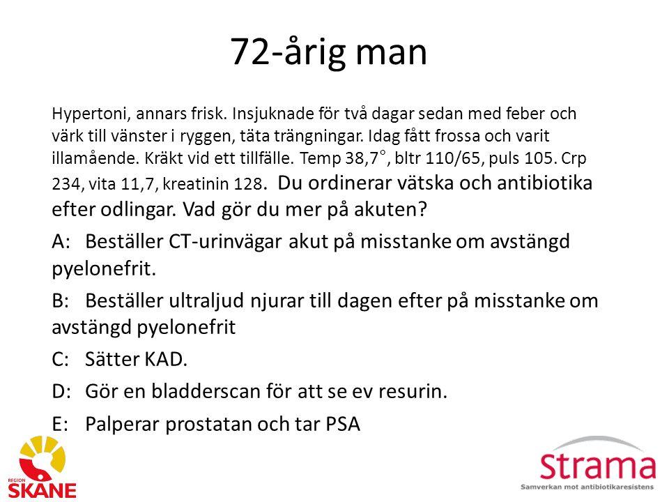 72-årig man
