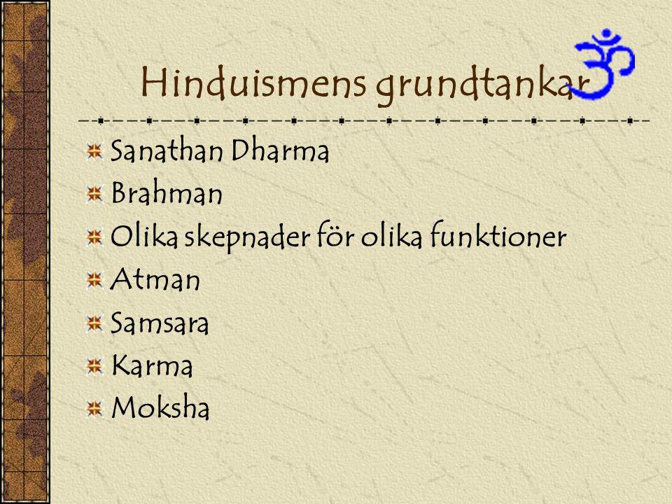Hinduismens grundtankar