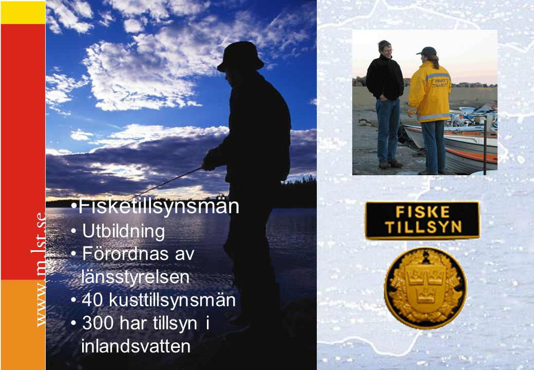 Fisketillsynsmän Utbildning Förordnas av länsstyrelsen