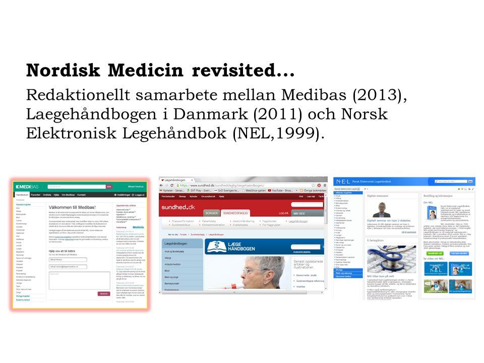 Nordisk Medicin revisited...