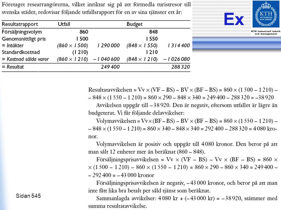 Ex Sidan 545