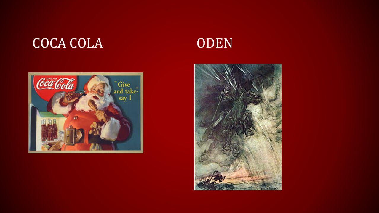 Coca Cola Oden