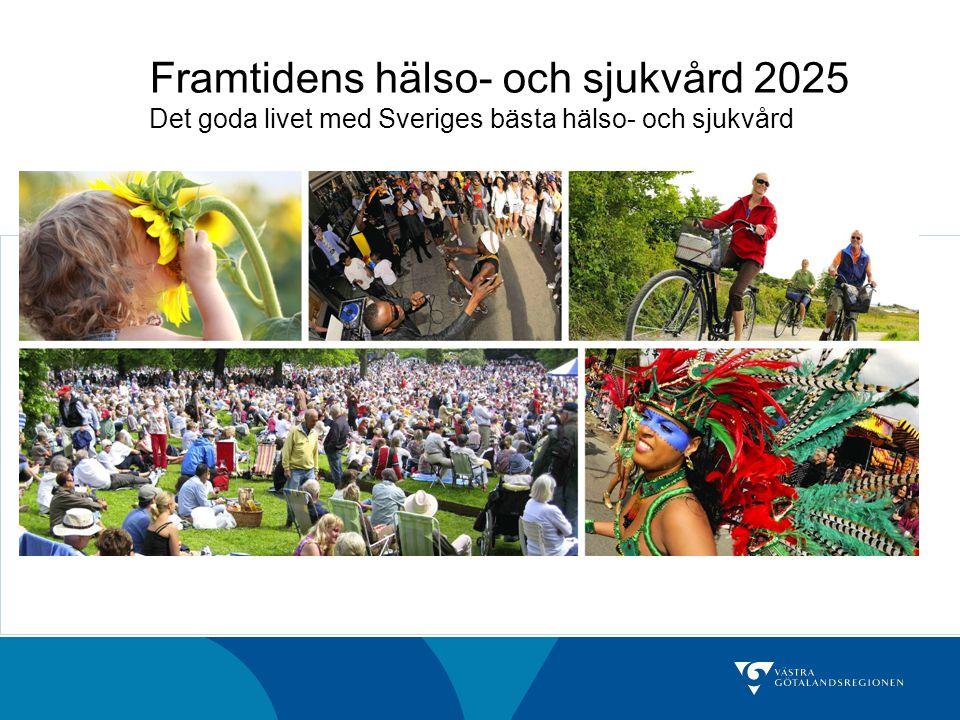 Framtidens hälso- och sjukvård 2025