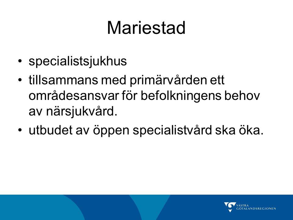 Mariestad specialistsjukhus