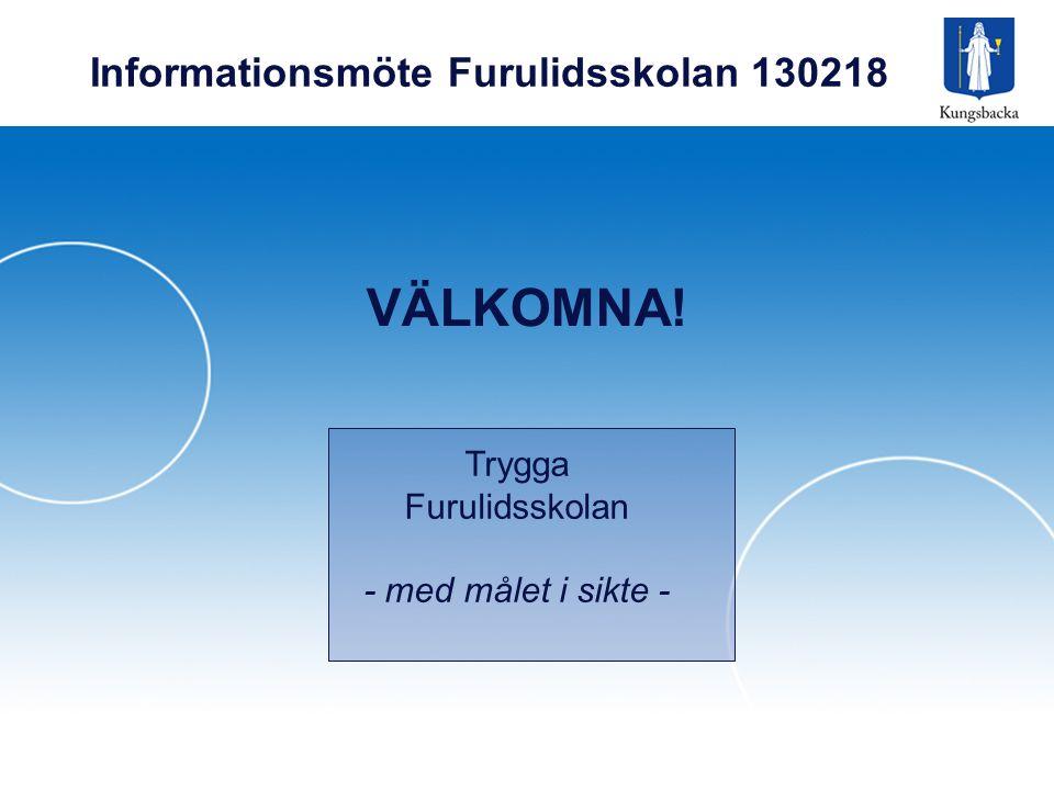 Informationsmöte Furulidsskolan 130218