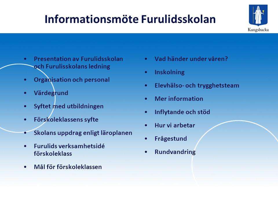 Informationsmöte Furulidsskolan