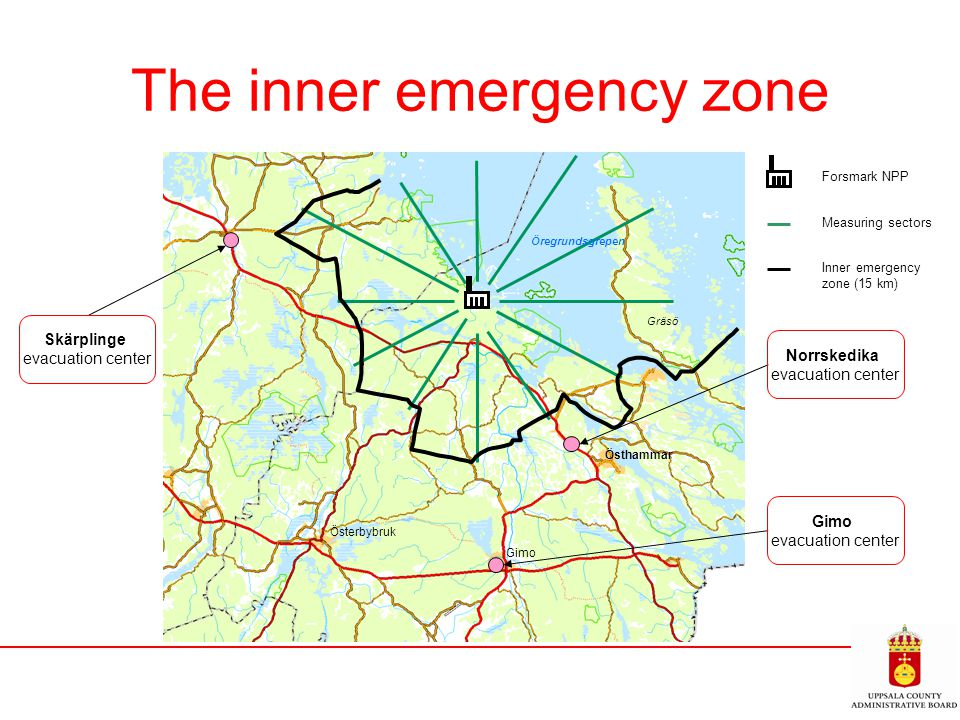 The inner emergency zone