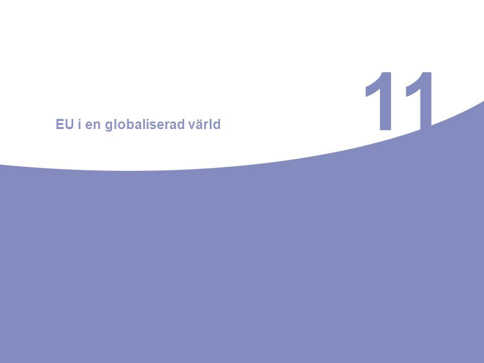 11 EU i en globaliserad värld