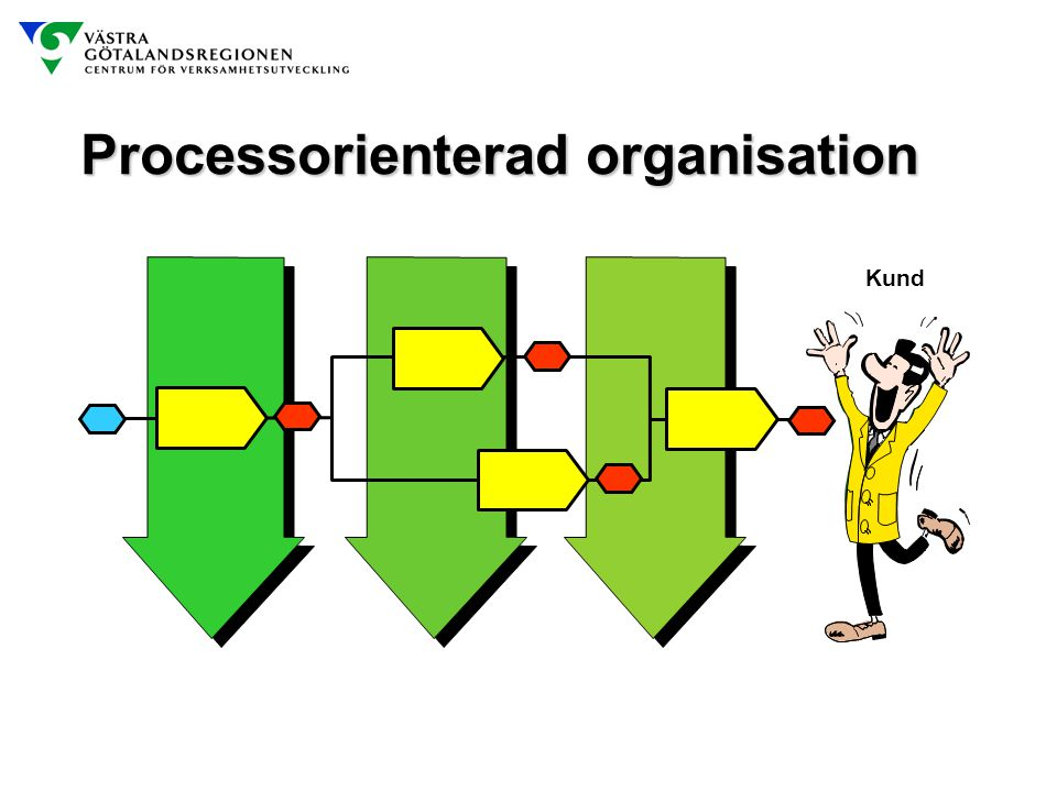 Processorienterad organisation