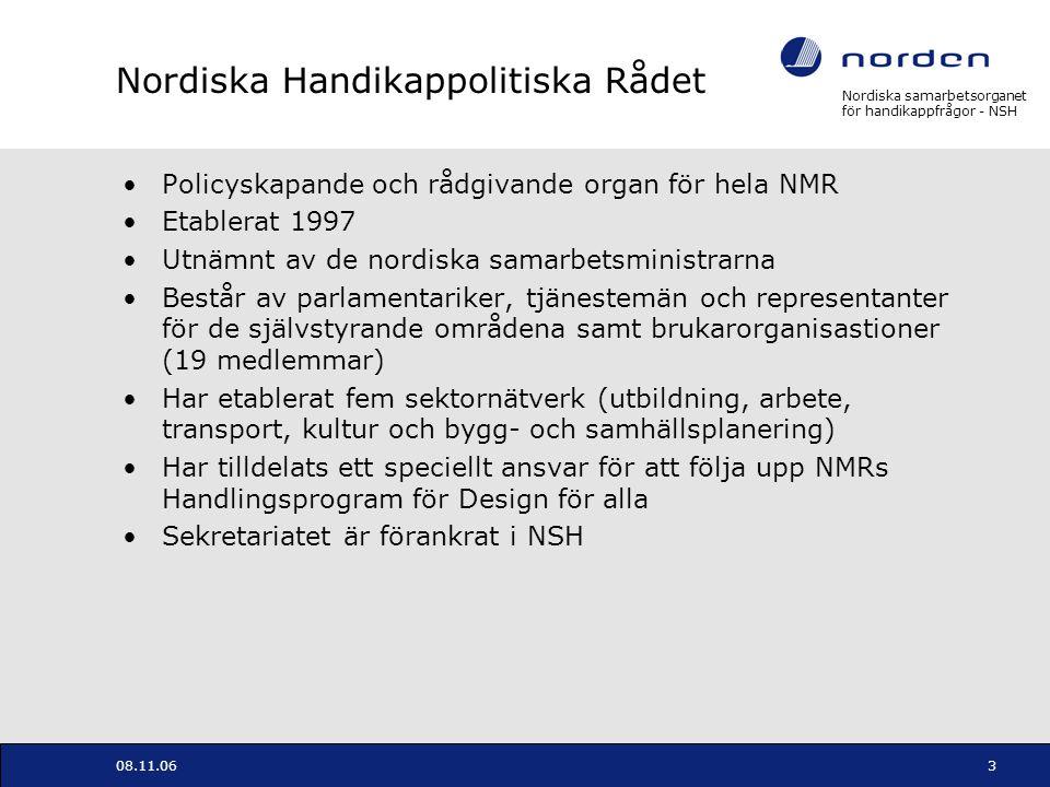 Nordiska Handikappolitiska Rådet