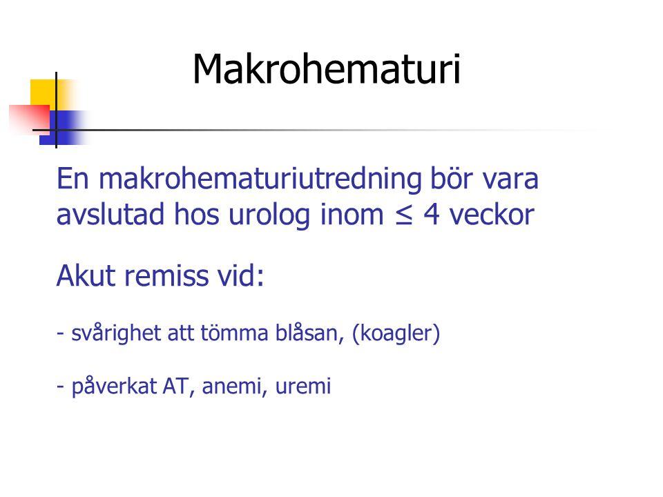 Makrohematuri