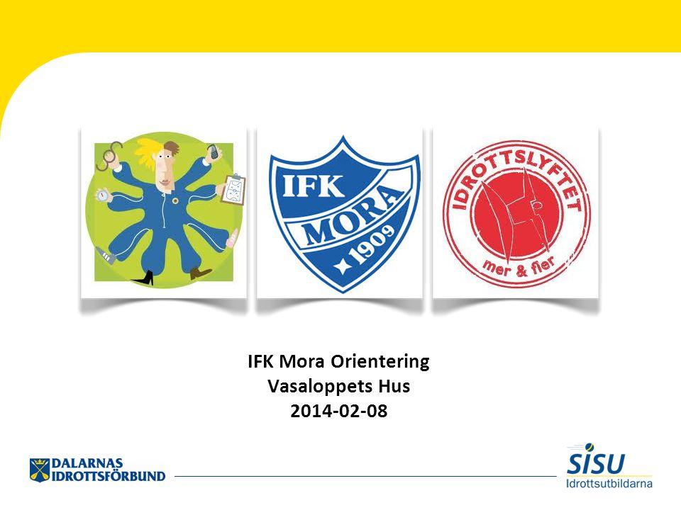 IFK Mora Orientering Vasaloppets Hus 2014-02-08