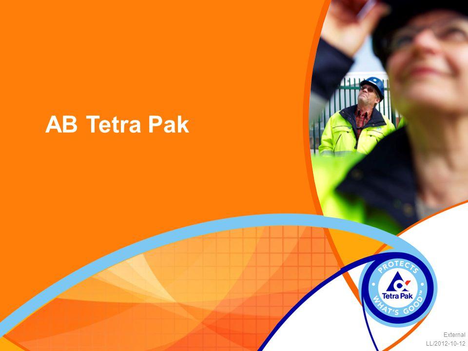 AB Tetra Pak External LL/2012-10-12