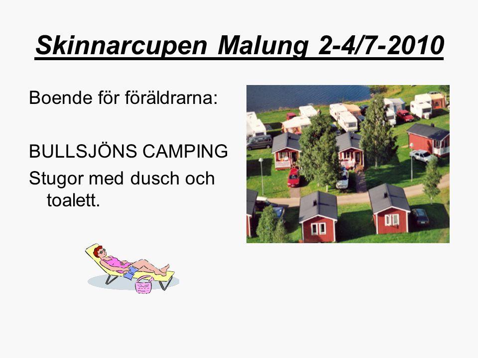 Skinnarcupen Malung 2-4/7-2010