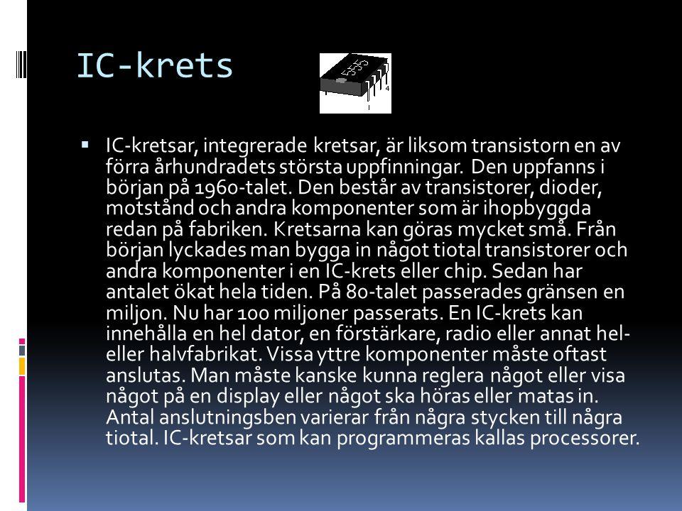 IC-krets