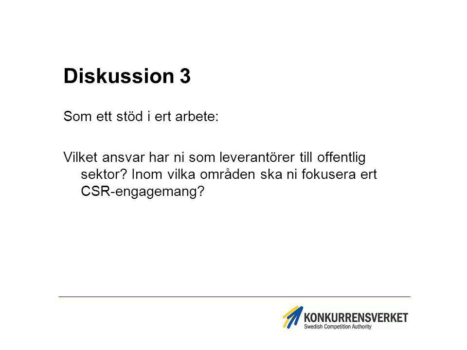 Diskussion 3