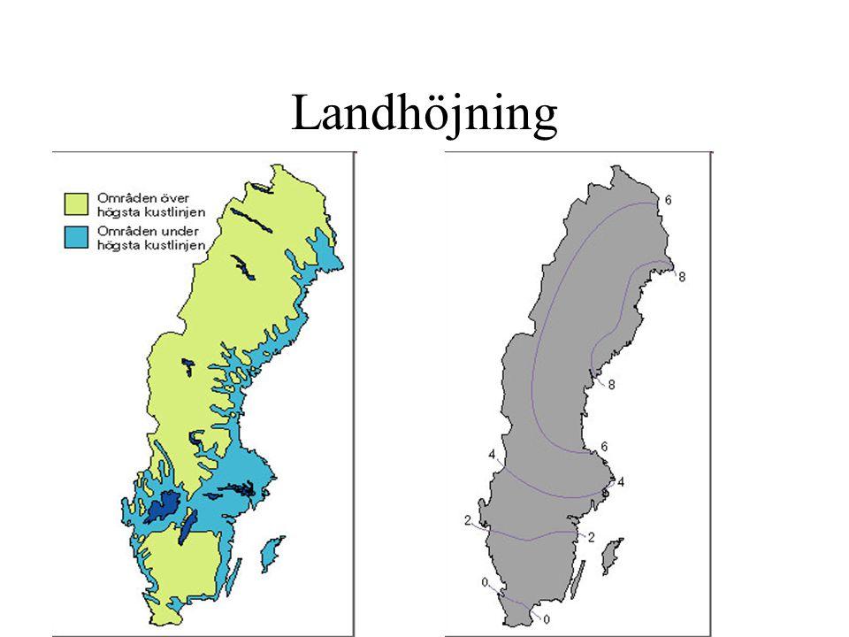 Landhöjning
