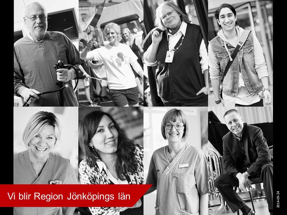 Vi blir Region Jönköpings län