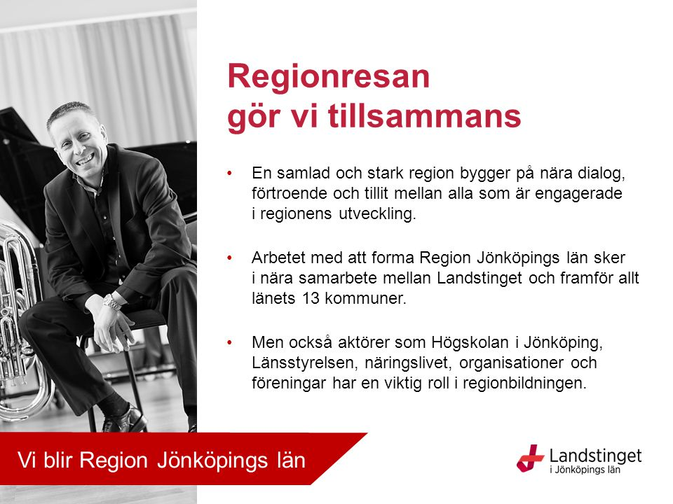 Regionresan gör vi tillsammans