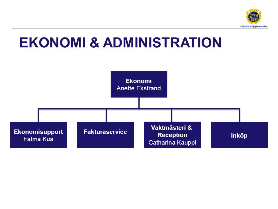 IT & UTVECKLING Göran Westblom Systemförvaltning Jimmy Leonborn