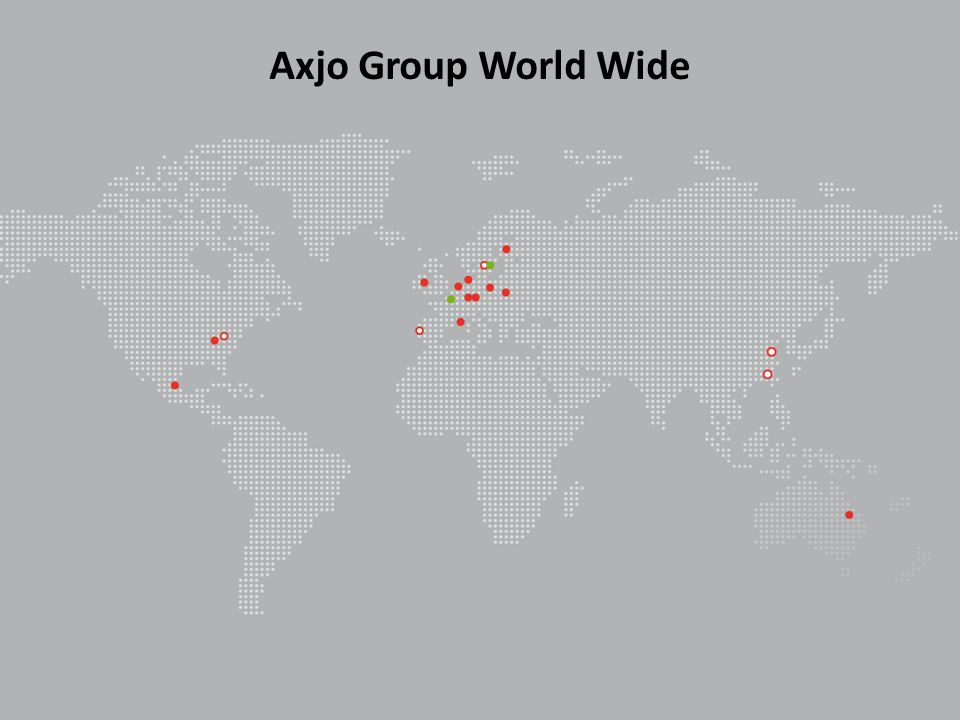 Axjo Group World Wide