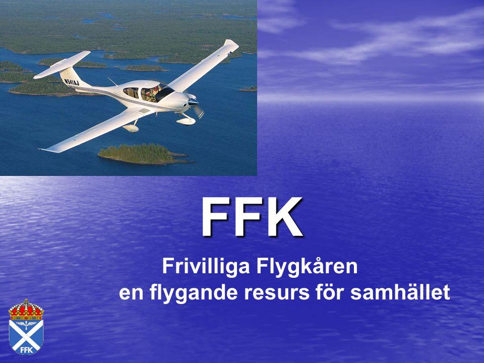 en flygande resurs för samhället