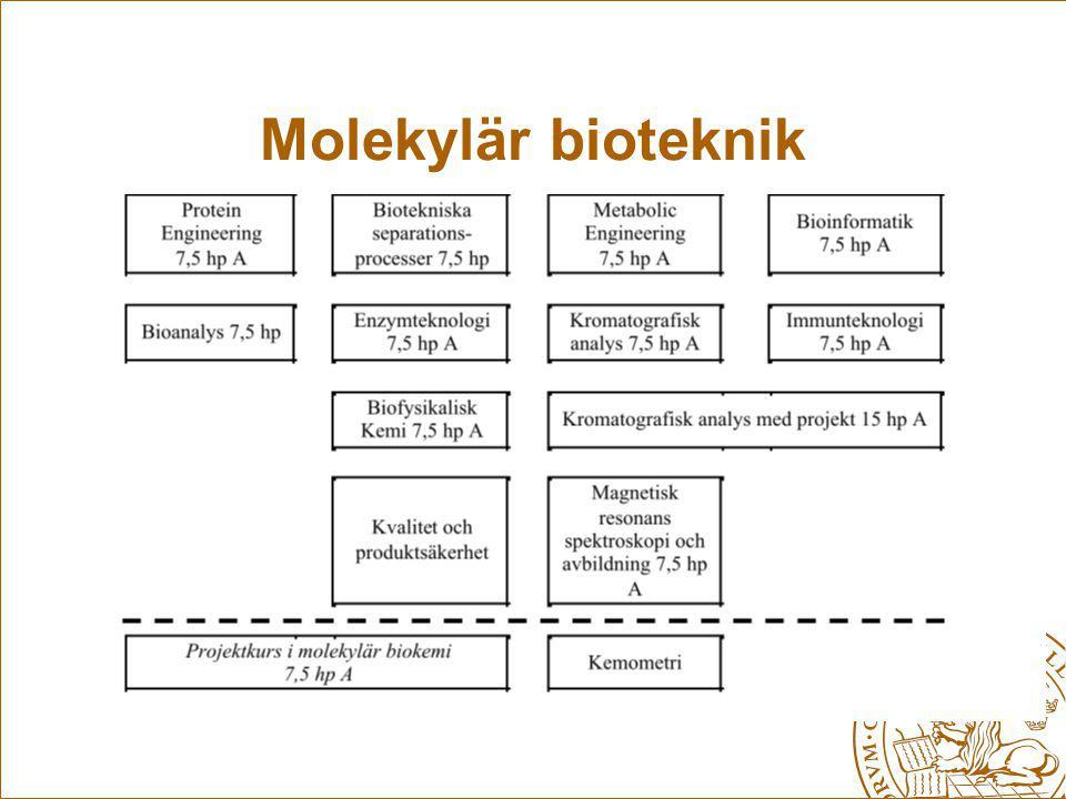 Molekylär bioteknik