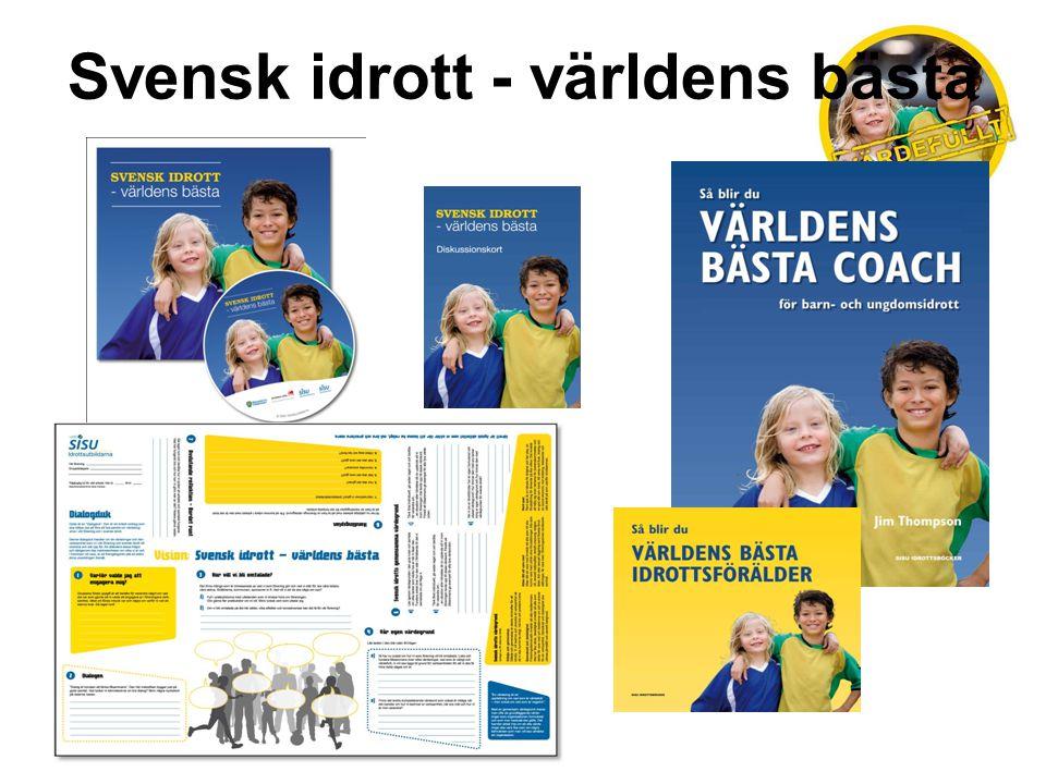 Svensk idrott - världens bästa