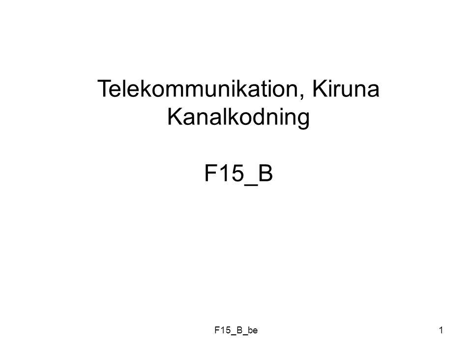 Telekommunikation, Kiruna