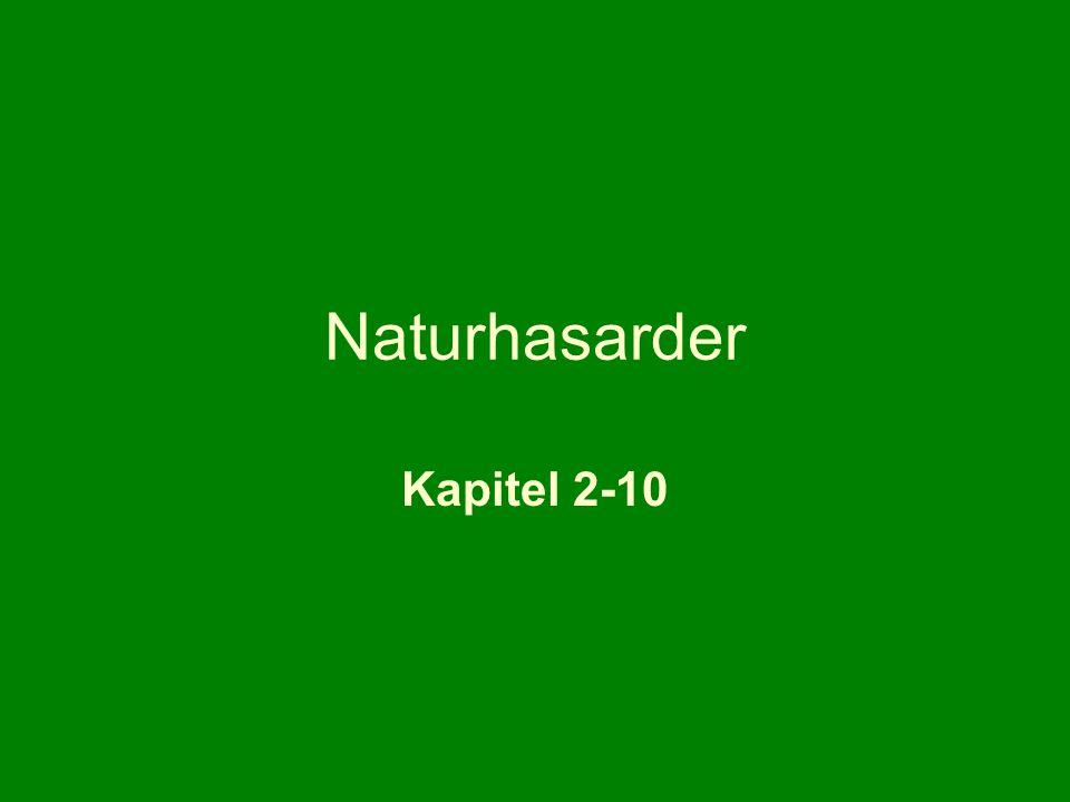 Naturhasarder Kapitel 2-10