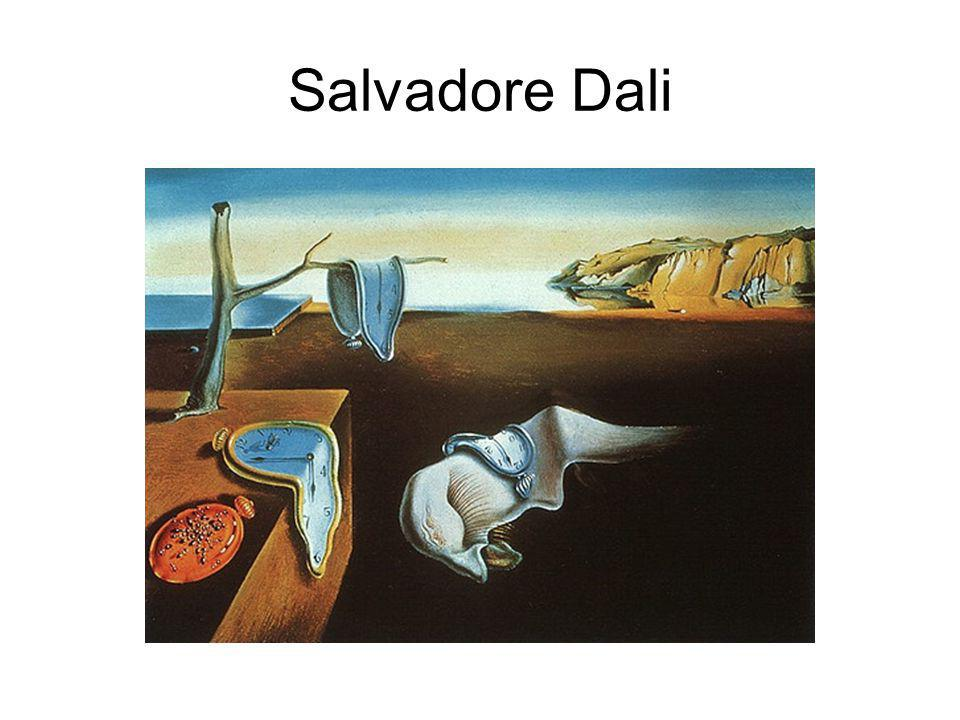 Salvadore Dali