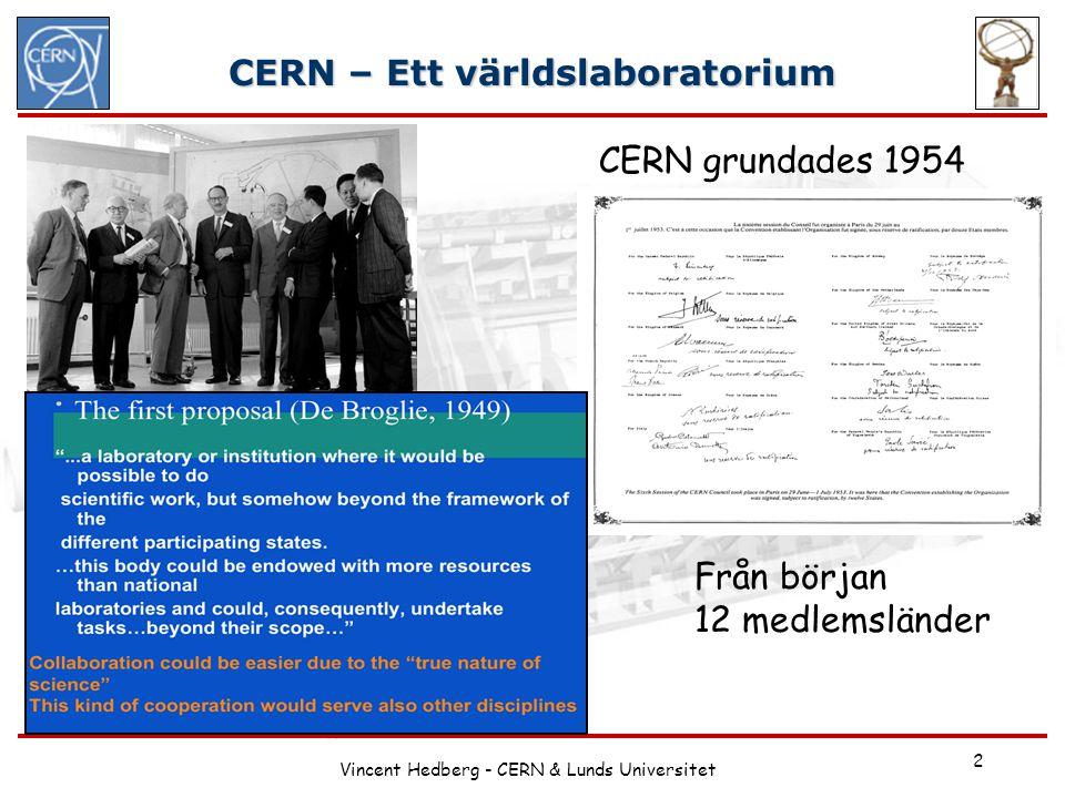 CERN – Ett världslaboratorium