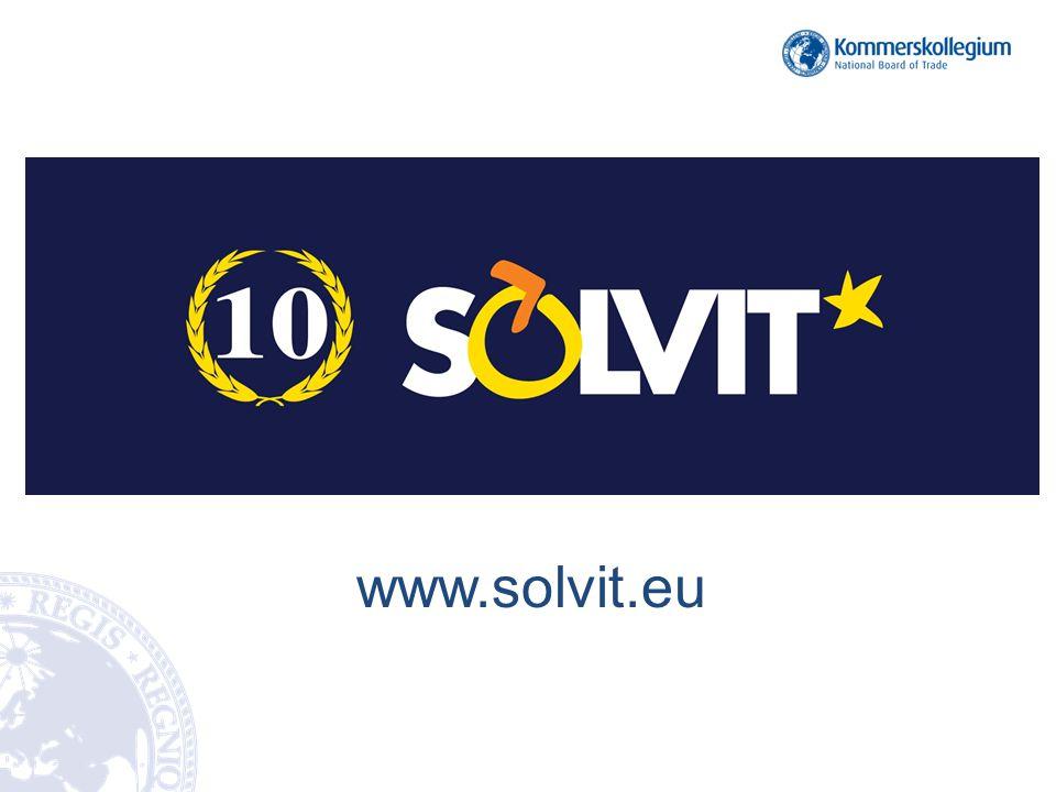 www.solvit.eu