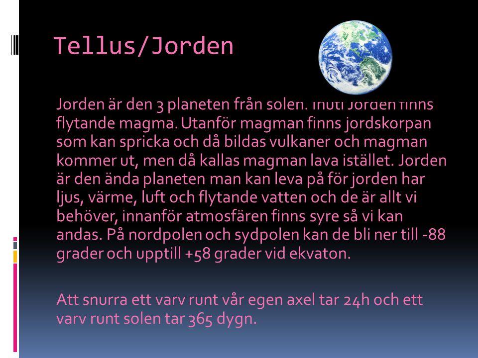 Tellus/Jorden