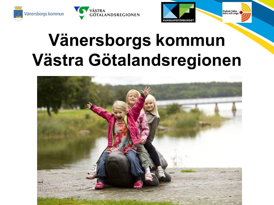 Vänersborgs kommun Västra Götalandsregionen