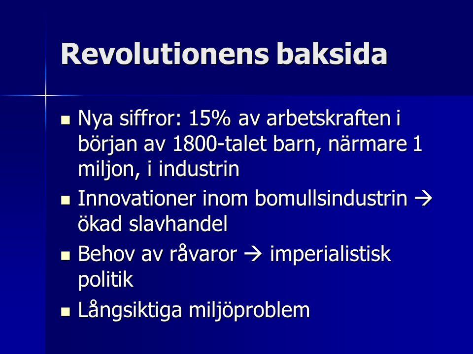 Revolutionens baksida
