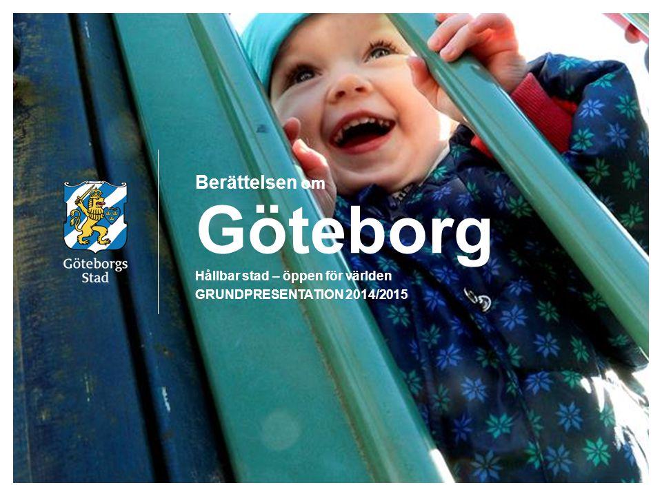 Göteborg Berättelsen om Hållbar stad – öppen för världen