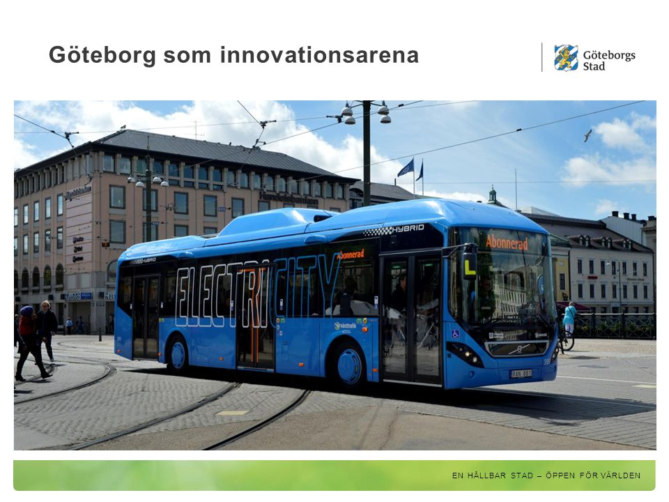 Göteborg som innovationsarena