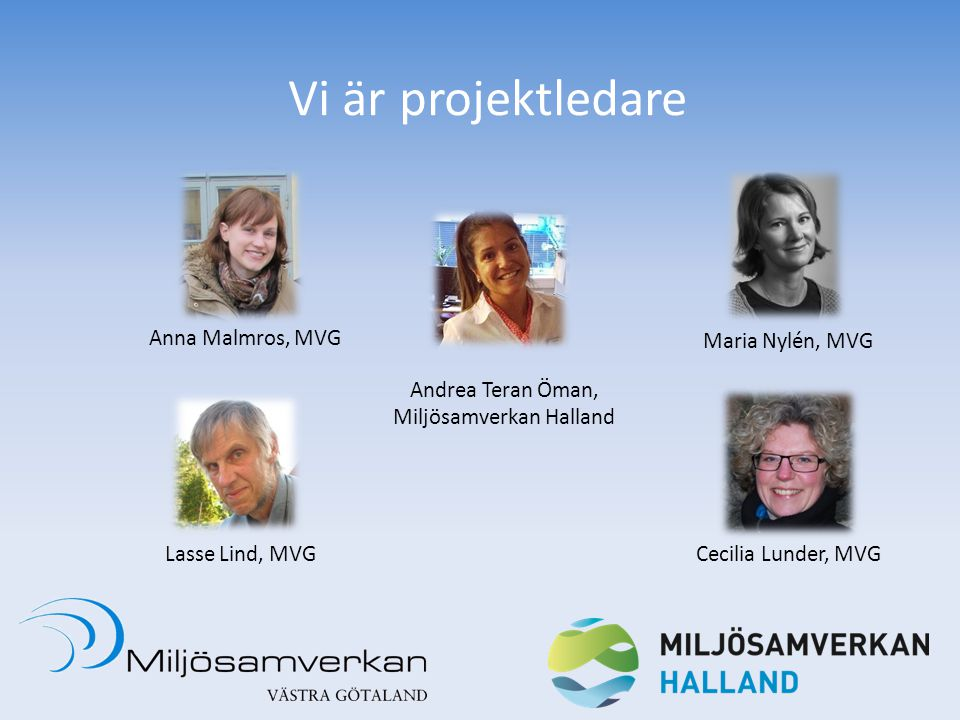 Andrea Teran Öman, Miljösamverkan Halland