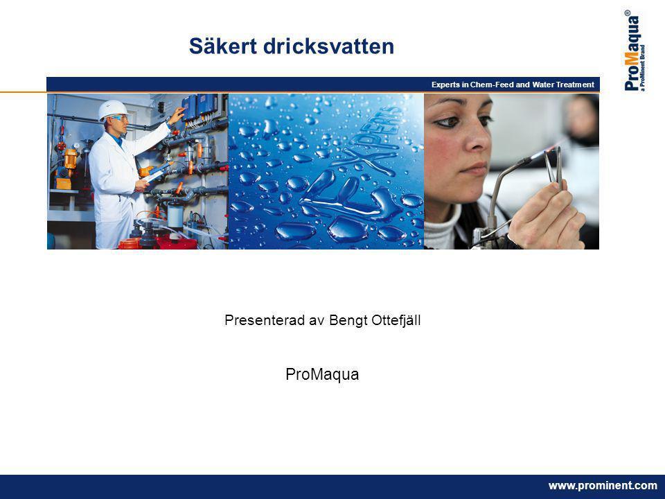 Presenterad av Bengt Ottefjäll