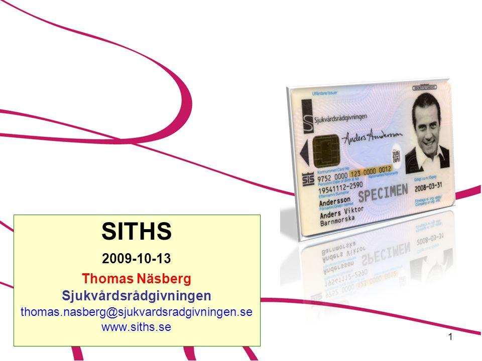 SITHS 2009-10-13.