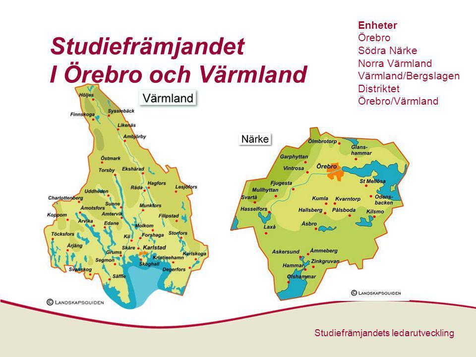 Studiefrämjandet I Örebro och Värmland Zoom In M Enheter Örebro