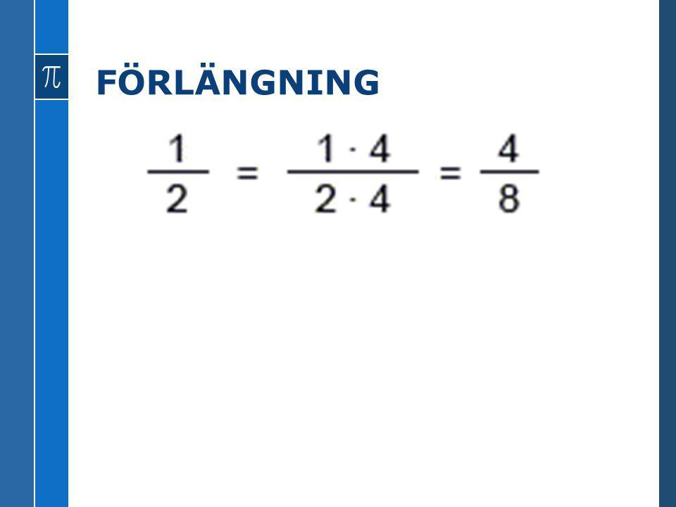 FÖRLÄNGNING