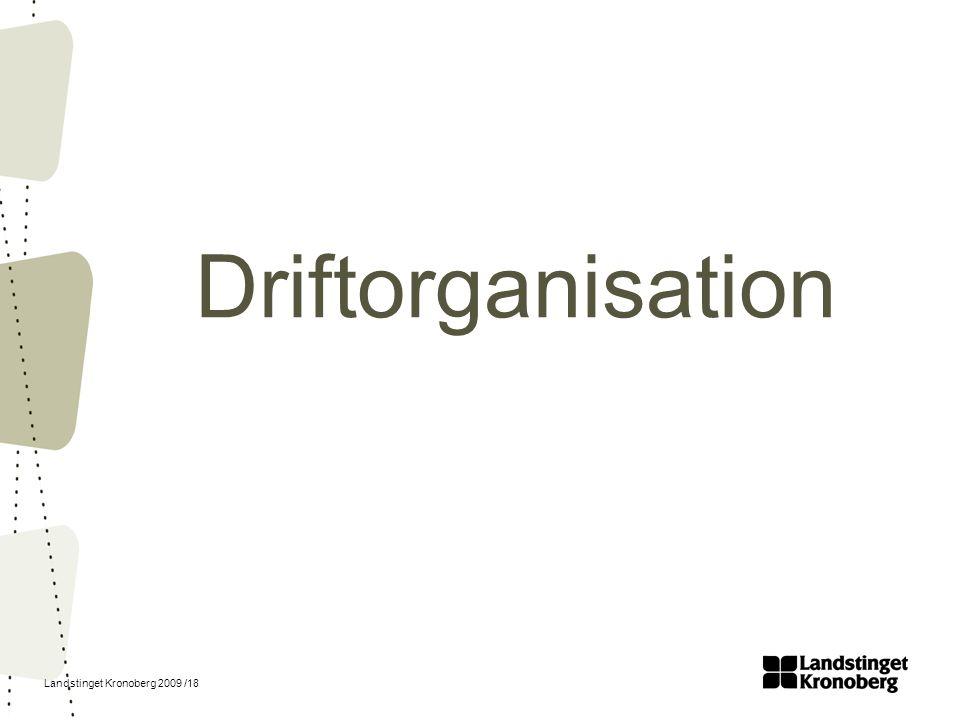 Driftorganisation