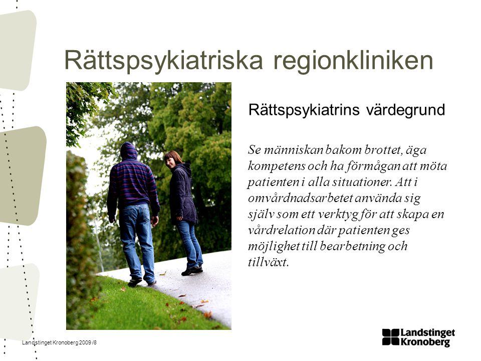 Rättspsykiatriska regionkliniken