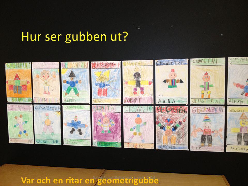 Saied Alavei Slottsstadens skola 2014