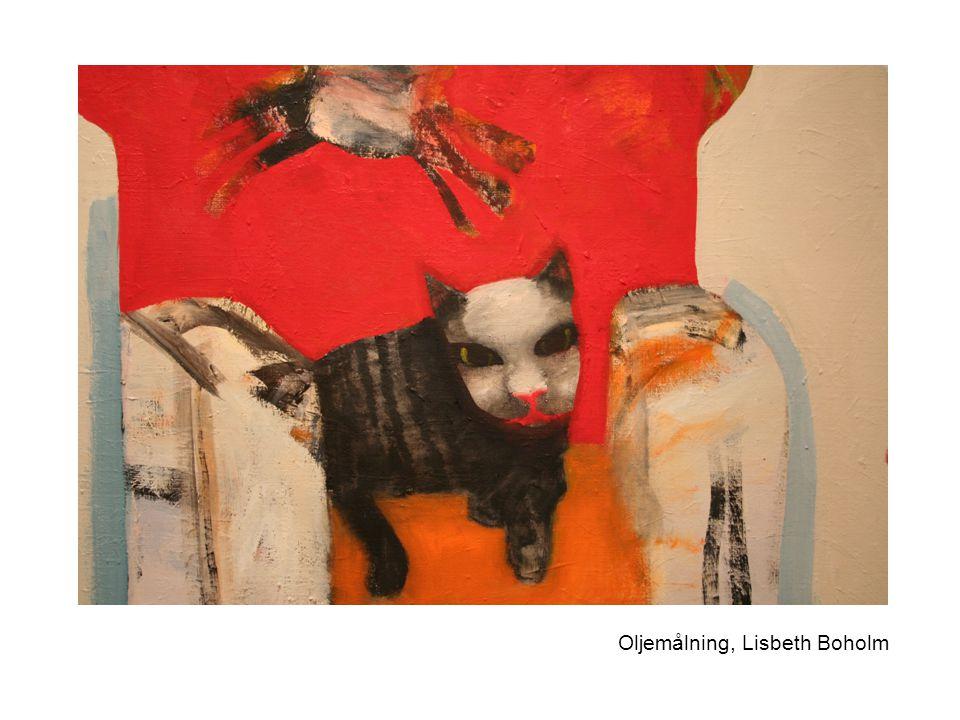 Oljemålning, Lisbeth Boholm