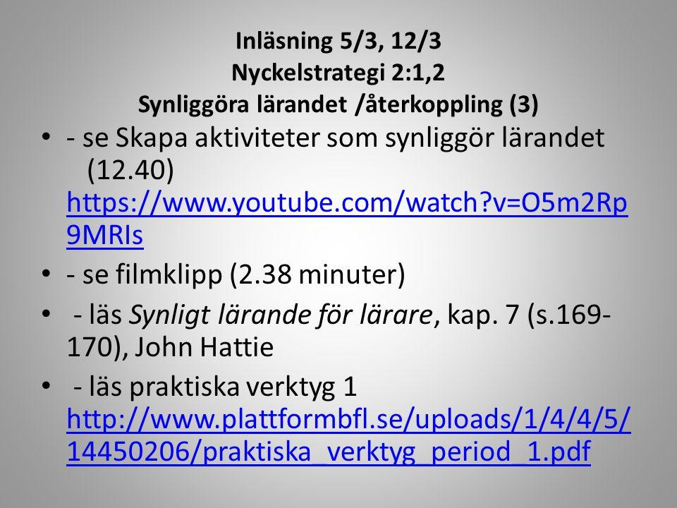 - se filmklipp (2.38 minuter)