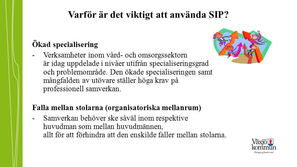 Varför är det viktigt att använda SIP