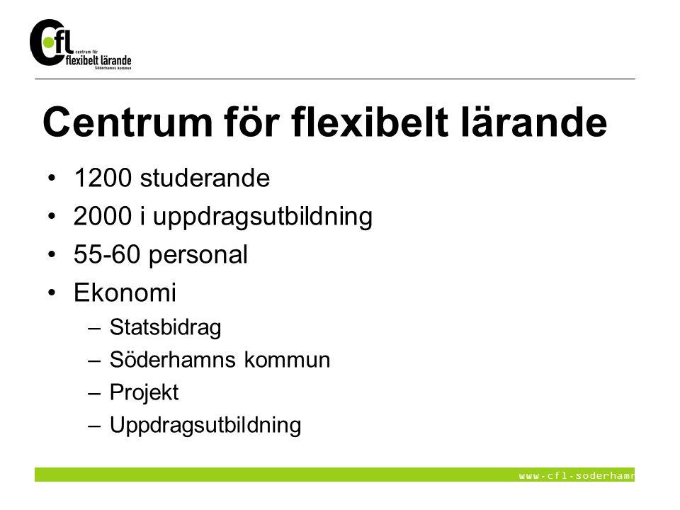 Centrum för flexibelt lärande